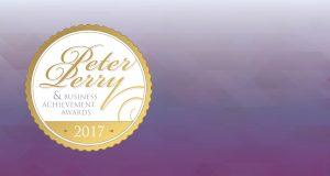Peter Perry & Busienss Achievement Awards logo